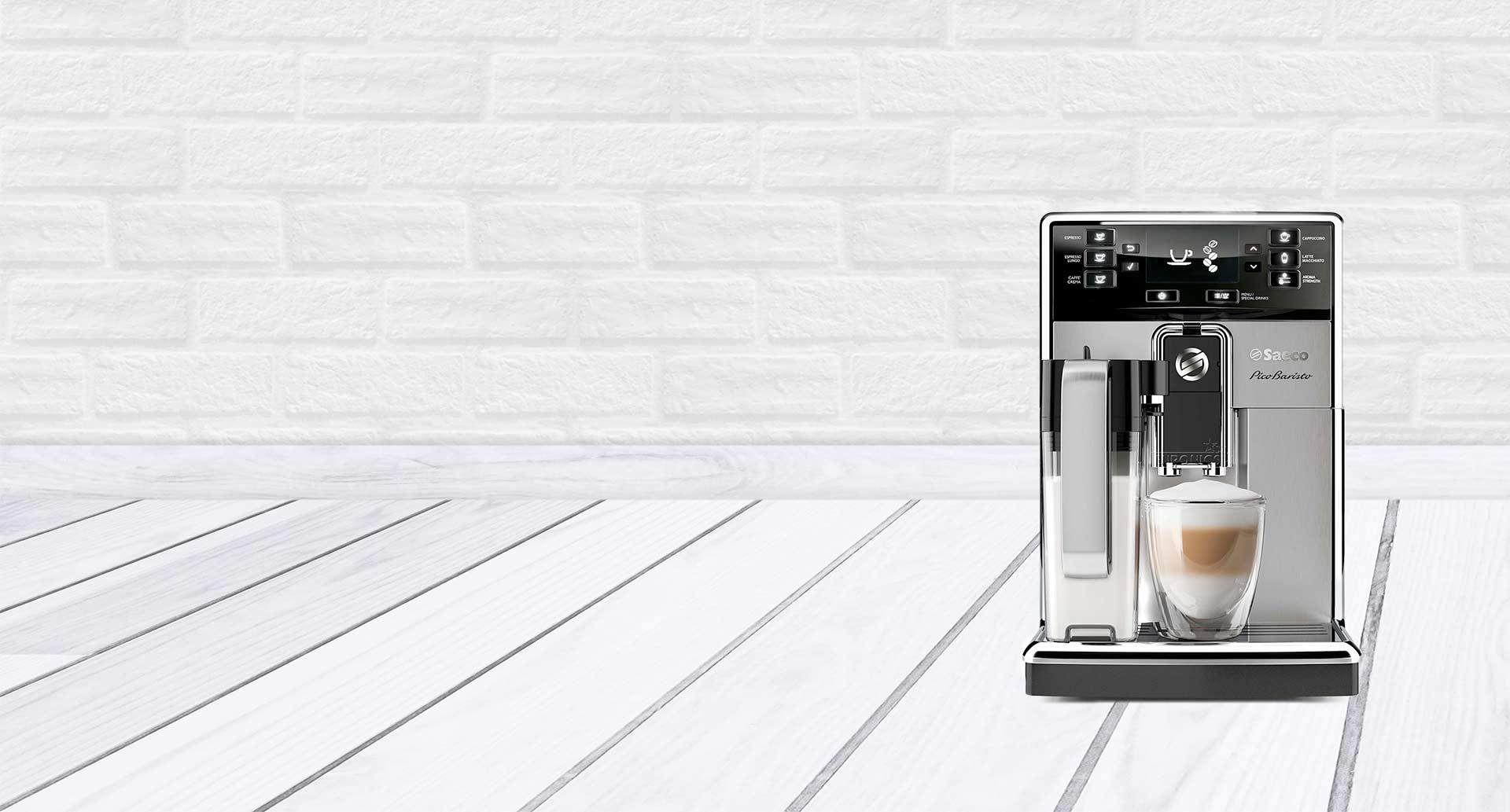 Pico Baristo Machine à café espresso
